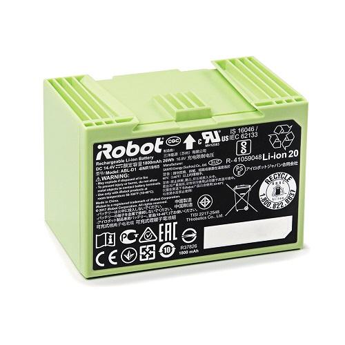 Аккумуляторная батарея Li-ion, для Roomba e5, i7, i7+